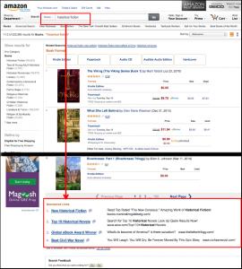 Online Book Advertising